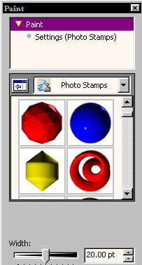 Photo Stamps In PhotoDraw